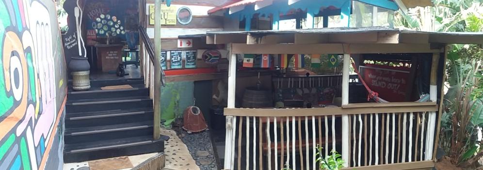 My office at Monkey Bay BP