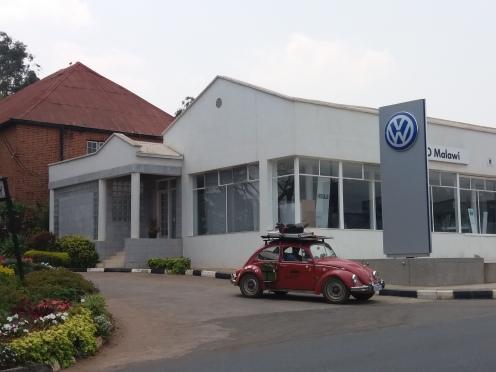 VW Malawi in Blantyre